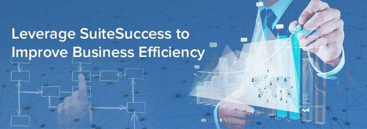 LeverageSuiteSuccessto improve business efficiency