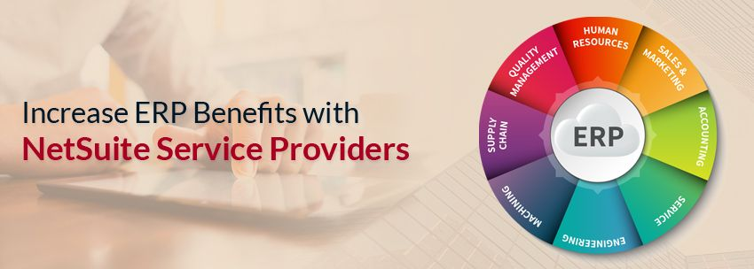 NetSuite Service Providers