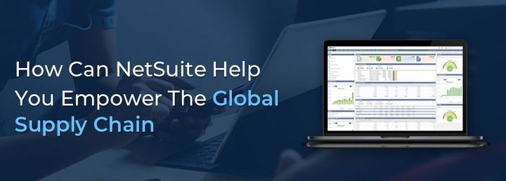 NetSuite For Manufacturing Industry